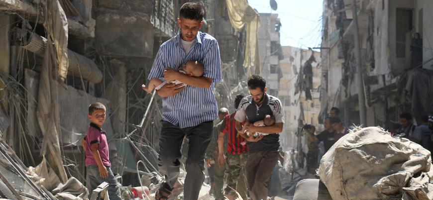 """""""Suriye'de ABD, Rusya, Esed güçleri ve YPG savaş suçu işledi"""""""