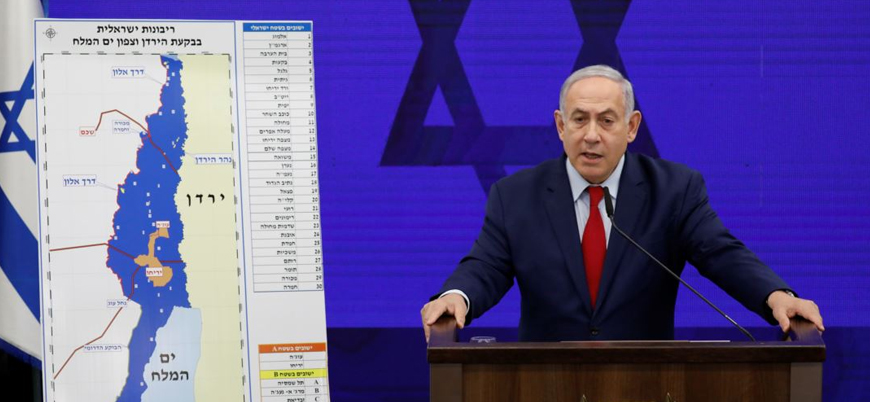 AB'den Netanyahu'nun Batı Şeria'yı ilhak kararına tepki