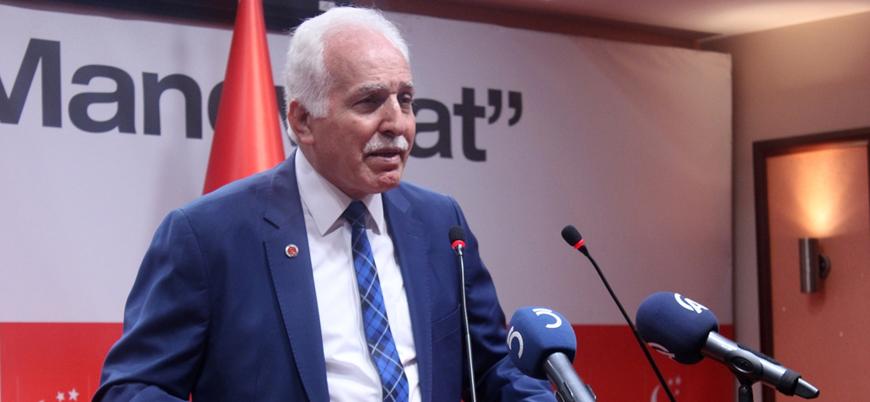 Eski Saadet Partisi lideri Kamalak'a 'FETÖ' suçlamasıyla 9.5 yıla kadar hapis istemi