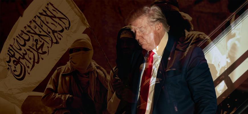 Taliban'dan ABD'ye yanıt: Trump kiminle uğraştığının farkında değil