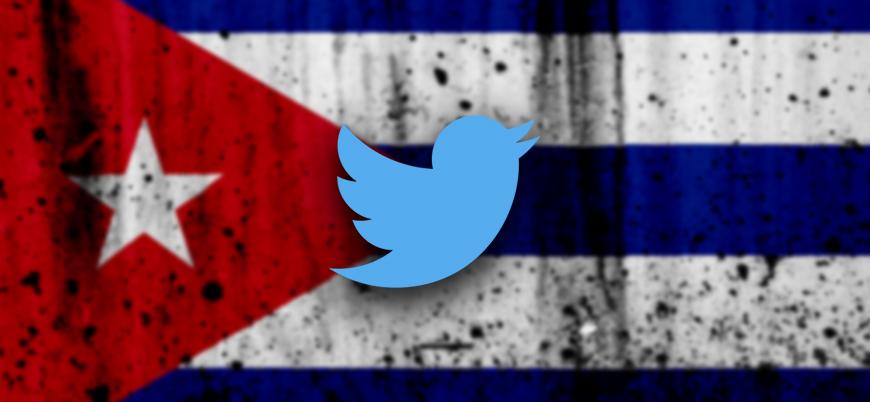 Twitter'dan Küba'ya darbe: Castro'nun hesabı da dahil çok sayıda sayfa kapatıldı