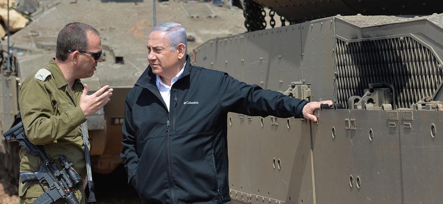 Netanyahu: Gazze'de birkaç gün içerisinde savaş başlayabilir