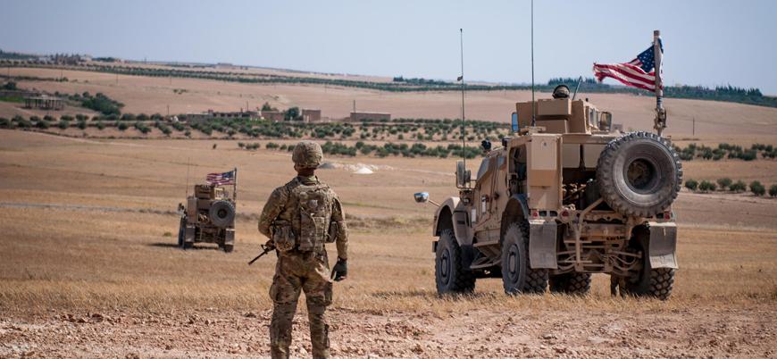 ABD Suriye'nin kuzeyinde YPG bölgesine 150 ek asker gönderiyor