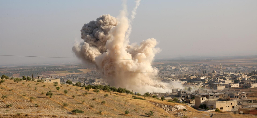 Rusya ve Esed rejimi 'ateşkes' iddiasına rağmen sivillere saldırıyor