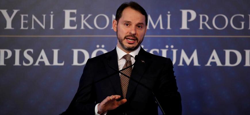 Albayrak: Türkiye'nin güçlü mali tabloları güven veriyor