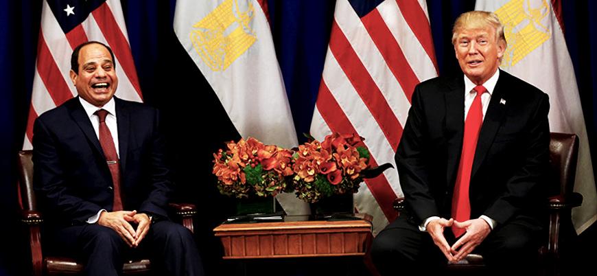 Trump: Sisi benim favori diktatörüm