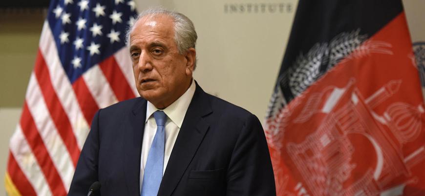 ABD Kongresi Afganistan Özel Temsilcisi Halilzad'ı ifadeye çağırdı