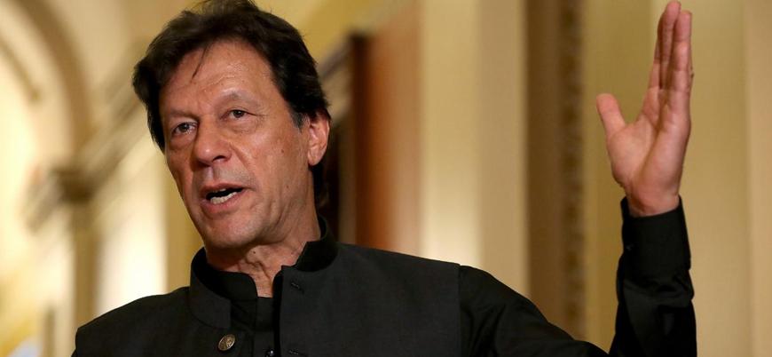 Pakistan Başbakanı Han: Hindistan'ın Keşmir faaliyetleri illegal