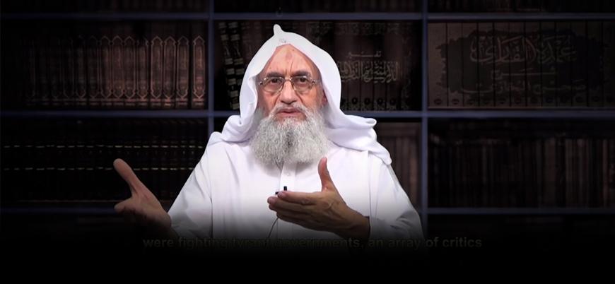 El Kaide lideri Zevahiri: Savaşın İsrail'e taşınması gerekli