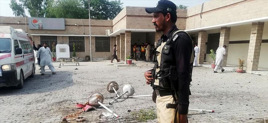 Afganistan sınır hattında Pakistan askerlerine saldırı: 4 ölü