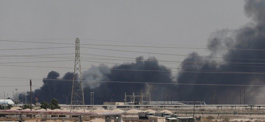 Pompeo: Suudi Arabistan'daki saldırının arkasında İran var