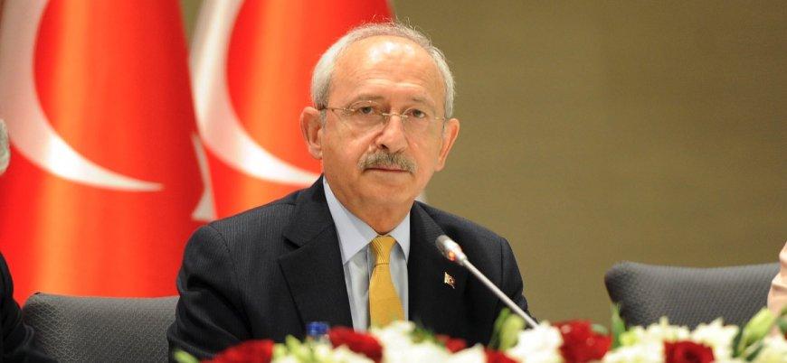 CHP lideri Kılıçdaroğlu'ndan Yeni Şafak'a teşekkür