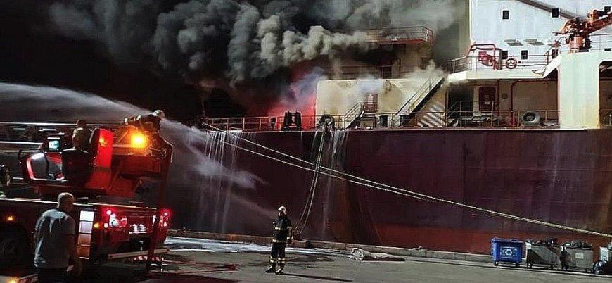Hatay'daki yangını PKK üstlendi