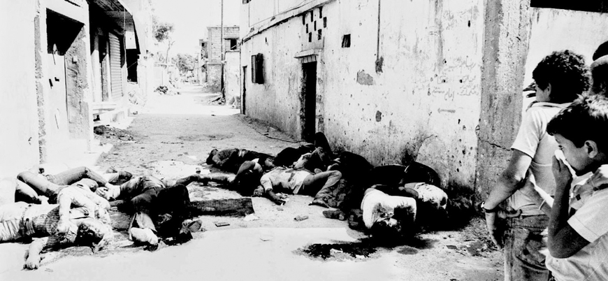 Sabra ve Şatilla katliamının 38'inci yıl dönümü