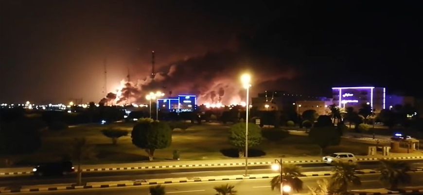 Petrol tesislerine saldırı sonrası Ortadoğu'da gerilim yükseliyor