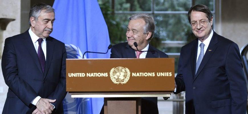 Kıbrıs Rum Yönetimi: Türkiye Ada'daki anlaşmayı bozmaya çalışıyor