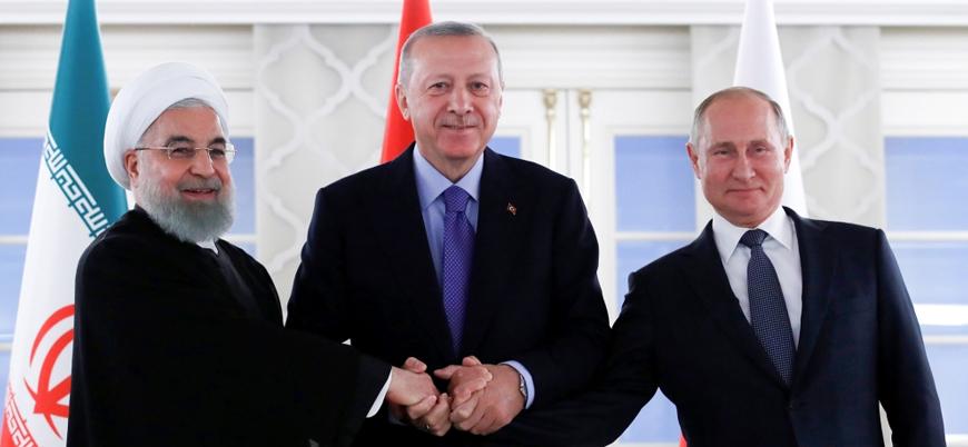 Üçlü Suriye Zirvesi'nden 'Anayasa Komitesi' çıktı