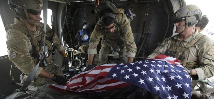 Afganistan'da bir ABD askeri daha öldü