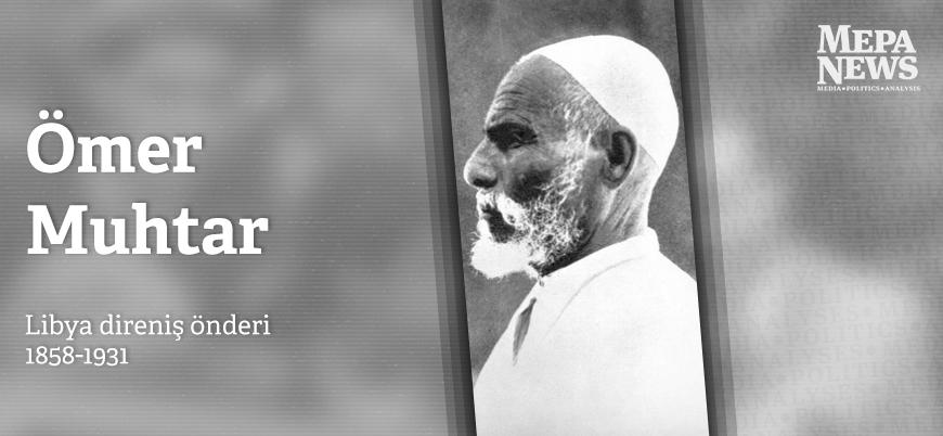 Çöl savaşının dehası Ömer Muhtar'ın idamının 89'uncu yıl dönümü