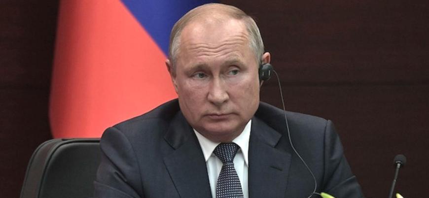 Putin: Tüm yabancı güçler Suriye'den çekilmeli