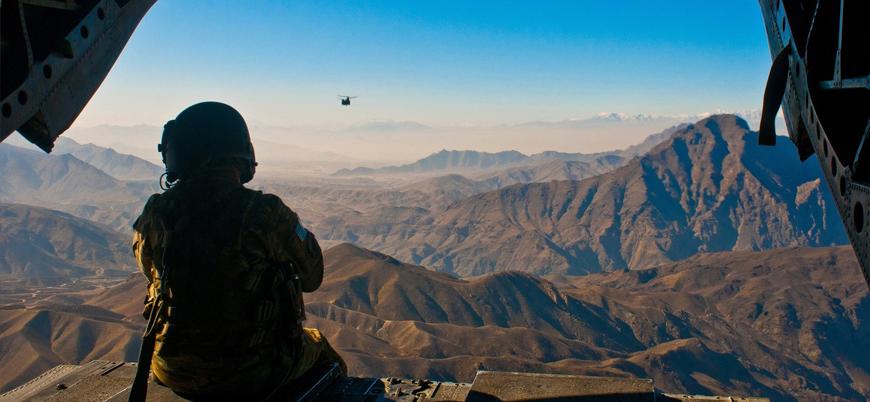 """""""Amerikan diplomasisi Afganistan'ın sorunlarını çözemez"""""""