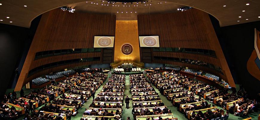 Birlemiş Milletler Genel Kurulu 74'üncü kez toplanıyor