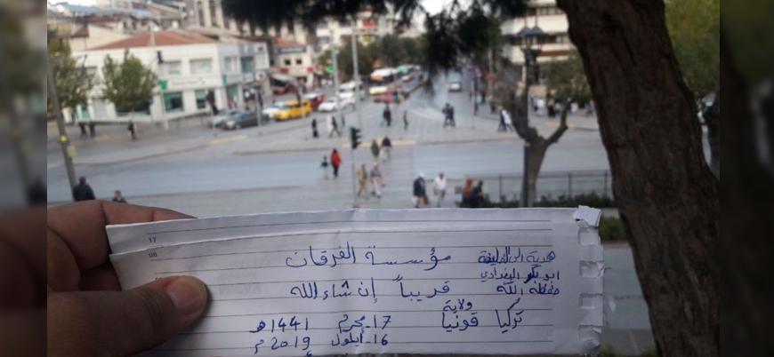 Konya'dan 'Bağdadi'ye selam yollayan IŞİD şüphelisi' yakalandı