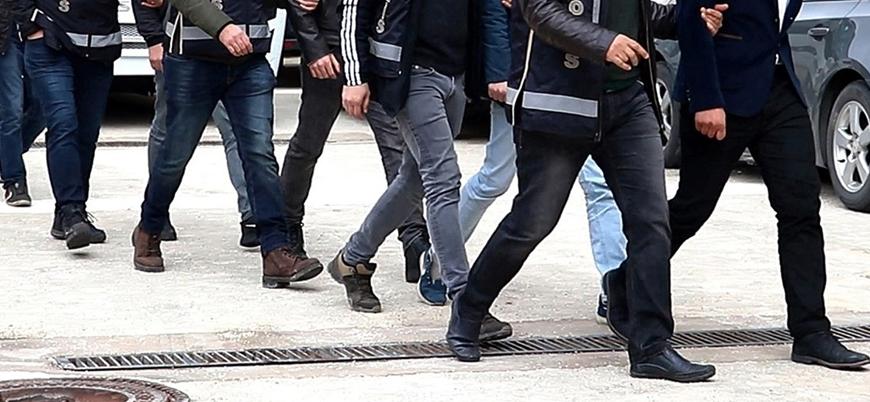 TSK'da 'FETÖ' operasyonu: 111 şüpheli tutuklandı