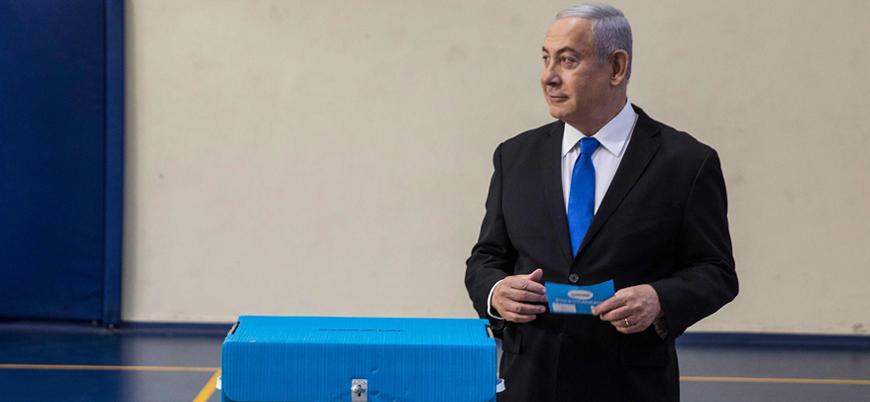 İsrail seçimleri: Netanyahu çoğunluğu sağlayamadı