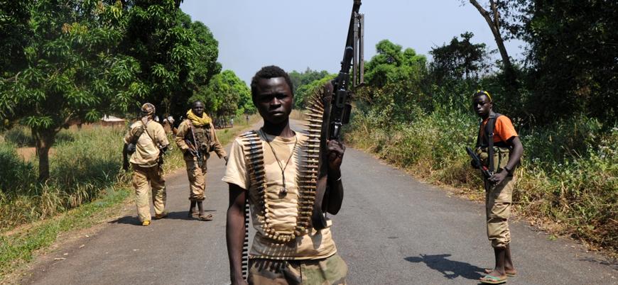 Orta Afrika'da milis gruplar arasında çatışma: 38 ölü