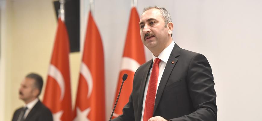 Adalet Bakanı Gül: Dün maklubeye kaşık sallayanlar FETÖ ile mücadele dersi vermesin