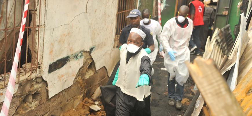 Liberya'da Kuran kursunda çıkan yangında 28 kişi hayatını kaybetti