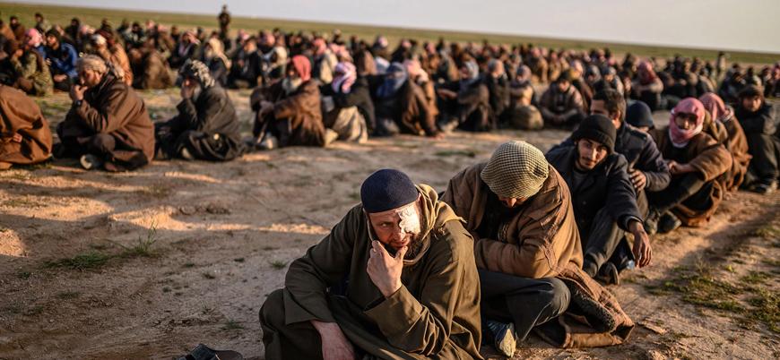 ABD vatandaşı olan IŞİD'lileri Suriye'den çıkarıyor