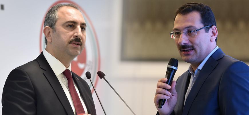 Ahmet Hakan: Güya Abdulhamit Gül'ün yerine Ali İhsan Yavuz Adalet Bakanı olacakmış