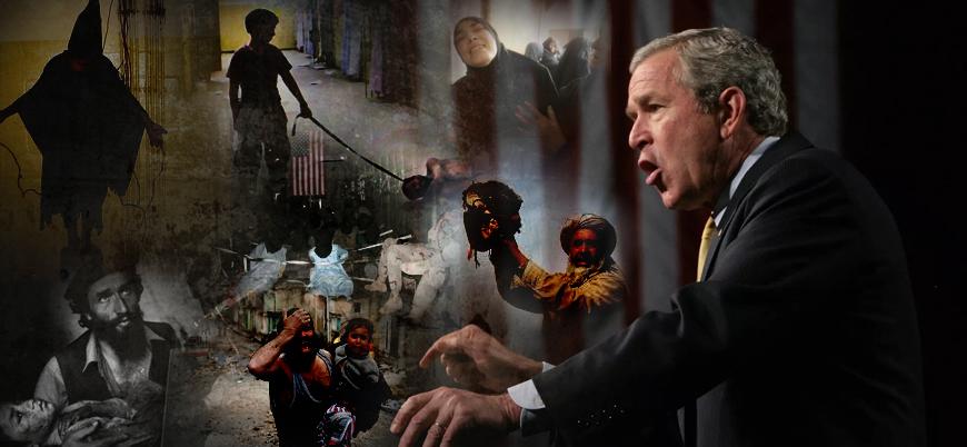 ABD İslam coğrafyasına karşı savaşını 18 yıl önce bugün ilan etti