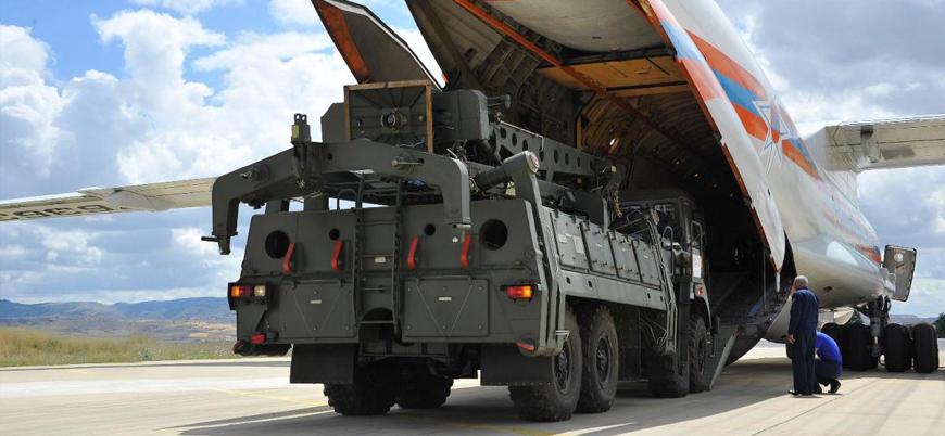 Rusya: ABD Türkiye'nin S-400 alması nedeniyle endişelenmekte haklı