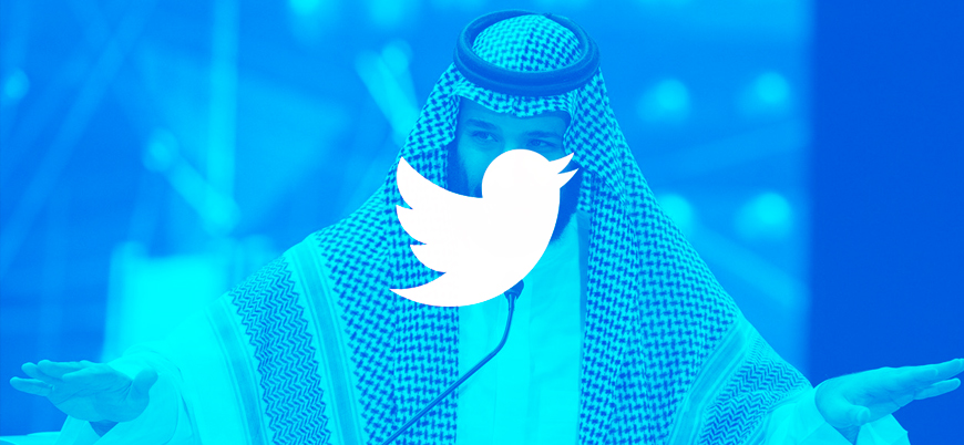Twitter Suudi hanedanına yakın yüzlerce hesabı kapattı