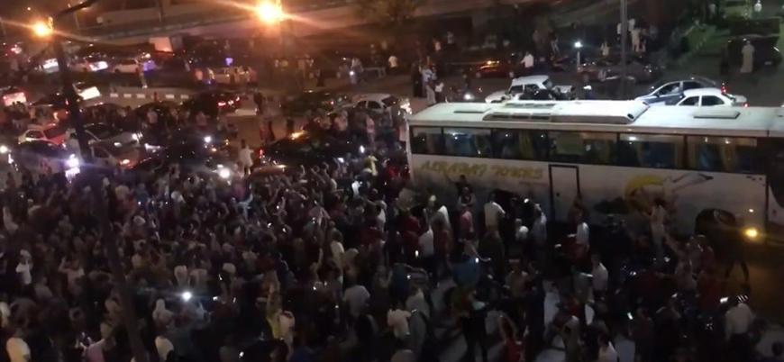 Mısır'da Sisi karşıtı gösteriler: Halk tekrar sokaklarda