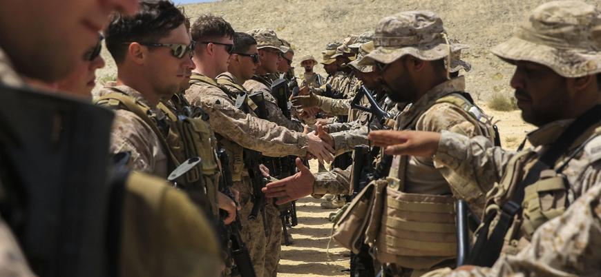 ABD Suudi Arabistan'a ilave asker gönderiyor
