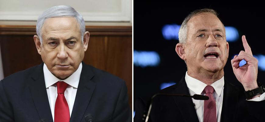 Filistin Başbakanı: Gantz ile Netanyahu arasında fark yok