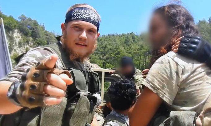 Türkistan İslam Partisi, Fransız savaşçının ölümünü doğruladı