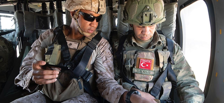 Türkiye ile ABD'nin ortak devriyeleri devam ediyor