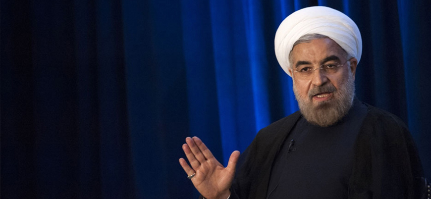 Ruhani: Körfez'de asıl tehdit ABD