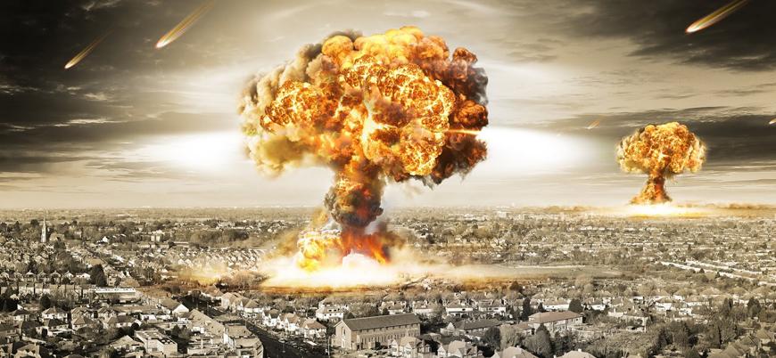 """""""ABD ile Rusya arasında nükleer savaş çıkarsa 90 milyon insan ölür"""""""