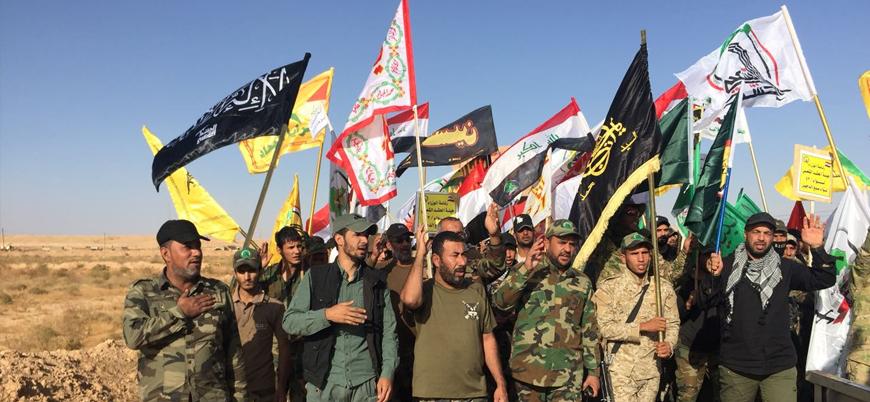 Irak'ta İran destekli Haşdi Şabi'ye yönelik 'faili meçhul' hava saldırıları sürüyor