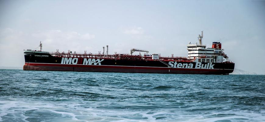 """""""İran alıkoyduğu İngiliz tankerini serbest bırakabilir"""""""