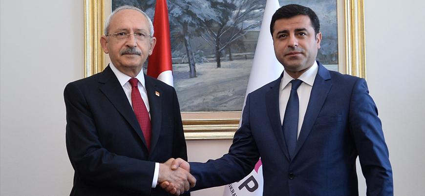 Kılıçdaroğlu: Demirtaş'ın tekrar tutuklanması bir hukuk faciasıdır