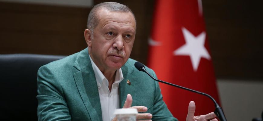 Erdoğan: Terör örgütlerini silaha boğanların dökülen kanda payı var