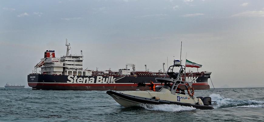 İran İngiliz petrol tankerini serbest bıraktı