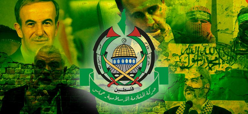 Hamas ile Esed rejimi arasındaki ilişkilerin çalkantılı tarihi